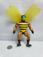 1983 Buzz Off Vintage vtg MOTU Masters of the Universe Action Figure w/ wings