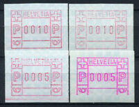 Suisse 1979 Mi. 3 Neuf ** 100% ATM Divers, 0005, 0010