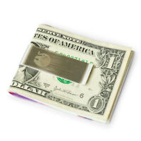 Stainless Steel Material New Men Money Clip Popular Folder Belt Key Chain Hot