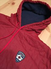 Vtg 1990s POLO SPORT RALPH LAUREN USA Red Navy Blue SKI Pullover Sweater Small