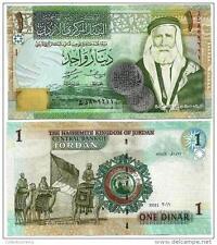 Jordan - 1 Dinar  - UNC currency note