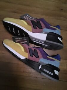 New Balance Rare 997s Baited 3m Reflective Multicolor Mens Running Shoes 11 USA