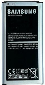 Original 100% Replacement Samsung Galaxy S5 SM-G900  EB-BG900BBE 2800mAh Battery