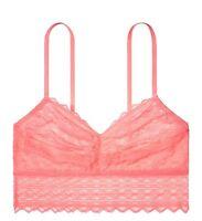 New Victoria/'s Secret Body Small Coral Top Designer Collection #2228