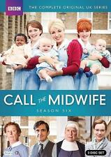Call the Midwife: The Complete Sixth Season 6  DVD New