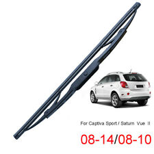 "12"" For Chevrolet Captiva Sport Saturn Vue Windshield Wiper Blade Rear Window"