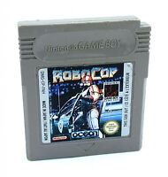Robocop - Jeu Nintendo Game Boy - Cartouche seule - PAL FAH