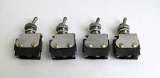Lot of 4 Micro Switch 6AT56-T2 SPDT toggle switches