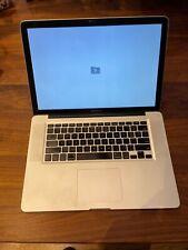 Apple MacBook Pro A1286 15.4 inch Laptop - November 2008