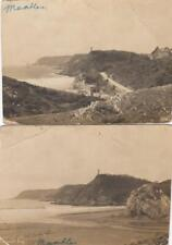 2  X  MUMBLES  Postcards        ,  WALES   ( MA 19 )