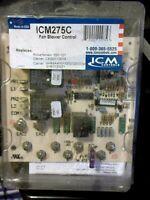 Carrier Bryant Payne  ICM275 Furnace Fan Blower Control Board SPCB-1 PCB503-4A