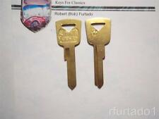 Key Blanks for Ford (American) ignition/door 1959 to 1965   (1127DP)
