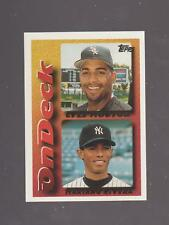 1995 Topps # 130T Mariano Rivera Rookie HOF New York Yankees NEAR MINT to MINT