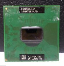 Intel Pentium M SL7SA 533MHz 2MB Laptop CPU  PN: RH80536GE0302M