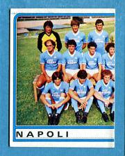 CALCIATORI PANINI 1983-84 Figurina-Sticker n. 189 - NAPOLI SQUADRA SX -New