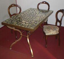 tavolo ferro battuto in vendita | eBay