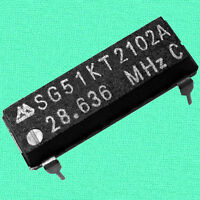 (6) 28.636 MHz Crystal-Controlled 10-Meter Band QRP OSCILLATORS