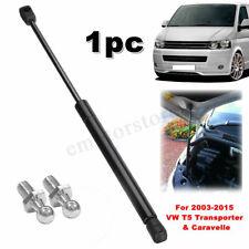 VW T5 TRANSPORTER CARAVELLE 03-15 T5.1 GP BONNET LIFTER GAS STRUT + 2 BALL PINS