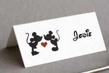 10 x Disney Place Cards