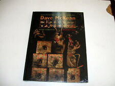 DAVE MCKEAN PICTURES THAT TICK vol 2 NEW! SIGNED & LIMITED TO 500