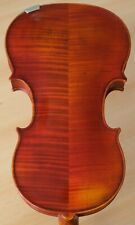 old violin 4/4 geige viola cello fiddle label POLLASTRI GAETANO 1301