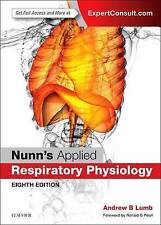 Nunn's Applied Respiratory Physiology by Lumb, Andrew B. (Hardback book, 2016)