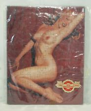 Vtg Marilyn Monroe 10th Anniversary Jigsaw Puzzle 1962-1972 Shrink Wrapped