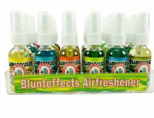 BLUNT EFFECTS / BLUNT-EFFECTS CONCENTRATED AIR FRESHNER 18 COUNT DISPLAY