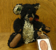 Ganz Cottage #CC11134 MOPSY BLACK by Lorraine Chien NEW from Retail Shore MOUSE