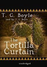 The Tortilla Curtain by T. C. Boyle (2006, CD, Movie Tie-In, Unabridged)
