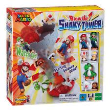 Super Mario Balancing Shaky Tower
