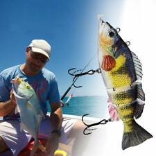 Sudden Impact 5.5 inch Pearl Soft Swimbait Fishing Bait