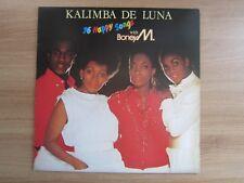 Boney M – Kalimba De Luna 16 Happy Songs 1985 Korea Vinyl LP
