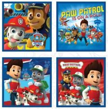 Paw Patrol Small Face Towels Girls & Boys