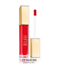 MILANI Amore ( 22 AMORE ) Velvety Matte Lip Creme - Lipstick,Bright Red, VEGAN