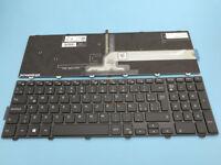 For Dell Inspiron 15-3000 15 3541 3542 3551 3558 Latin Spanish Keyboard Backlit