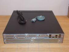 Cisco C2921-VSEC/K9 Voice + Security Router ISR 2 2921-VSEC/K9