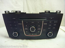 12 2012 Mazda 5 Radio Cd Mp3 WMA AAC Player CG36669R0 MT12456