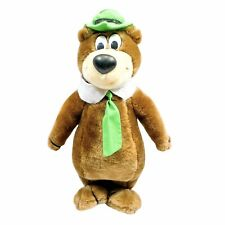 "Applause Yogi Bear Plush Hanna Barbara 13"" Stuffed Animal Toy"