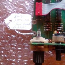 King KNS-80 Pushbutton Logic Card