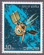 KOREA Pn. 1976 mint(*) SC#1448 10ch, Day of Space Flight - Communications satel.
