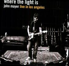 John Mayer - Where The Light Is (4LP box) [VINYL]