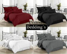 King Egyptian Cotton Bedding Sets & Duvet Covers