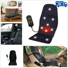 Coussin de siège massant du dos épaule auto voiture fauteuil coussin chauffage