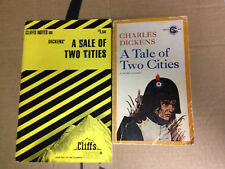 Tale of Two Cities by Dickens, Cliff Notes Bundle-Add a classic/Notes for $4.99