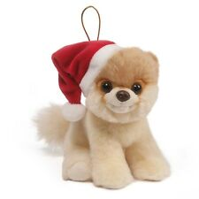 """Gund - Itty Bitty Boo Dog Christmas Ornament - 5"""" - CLOSE-OUT"""