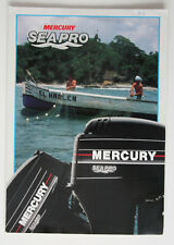MERCURY OUTBOARD SEA PRO 1994 dealer brochure - French - Canada - ST501000318
