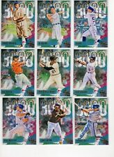 2020 Diamond Kings Insert Stars HOFers Pick Your Card Complete Set Trout Acuna