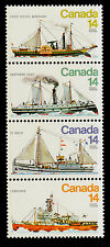 CANADA  SCOTT# 779A (SCOTT#'s 776-779) MNH SHIP TOPICAL/ ICE VESSELS ST. ROCH 3