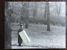 """Vintage 10 3/4"""" x 13 7/8"""" Photo of BERLIN, GERMANY - Original print of 35mm film"""